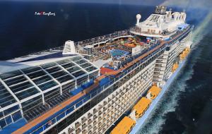 【长崎市图片】【皇家加勒比海洋赞礼号邮轮体验 超全干货】看海天一色 听风起云落