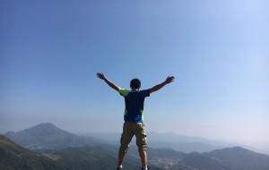 【信宜图片】茂名天马山记录,我曾经跨过山和大海