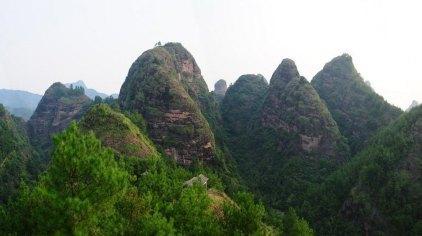 金华九峰山风景区门票