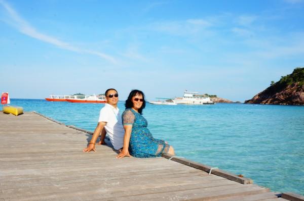 安静的小岛,美好的时光——热浪&浪中岛,一