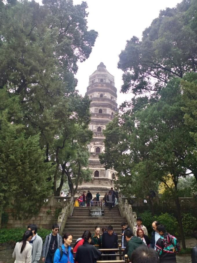 千里独行华东:上海 苏州 杭州 东极岛上揽胜