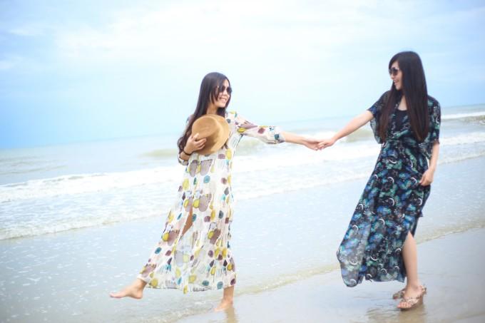 一次不为风景,只为我们在一起的旅行.(记闺蜜们的泰国