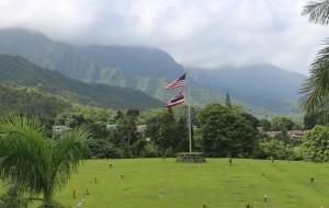 【夏威夷图片】北美之旅...夏威夷张学良夫妇墓风景随拍