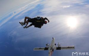 【阿布扎比图片】为跳伞而来,阿联酋迪拜、阿布扎布7天自由行(超详细)