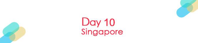 Day 10 新加坡