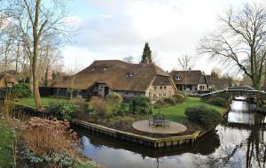【羊角村图片】2015年荷兰演唱会+全英羽毛球赛之旅——D7——荷兰 Giethoorn