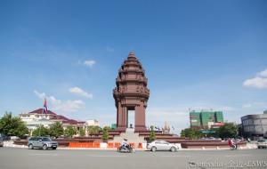 【金边图片】吴哥、金边寻美之旅-柬埔寨双城游记-④金边