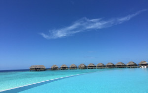 【马累图片】梦想的蜜月之地❤马尔代夫都喜天阙❤