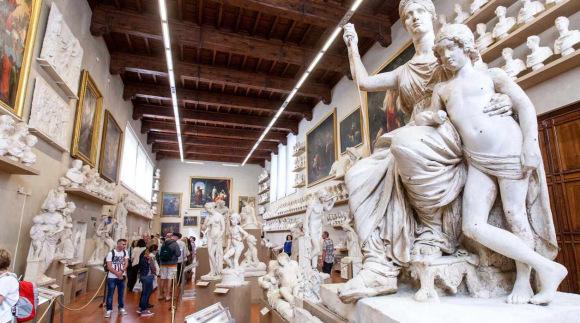 【米开朗基罗的大卫像】佛罗伦萨美术学院门票