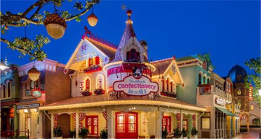 【南京出发】上海迪士尼乐园 迪士尼小镇2日游(高铁往返,含当日入园门