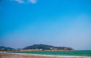 【阳江图片】重游珍珠湾----那一片海蓝