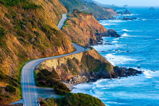 【全国出发】美国加州一号公路+66号公路+大峡谷