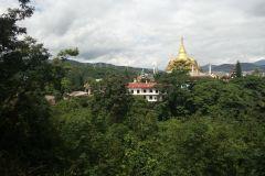美丽的中缅边境