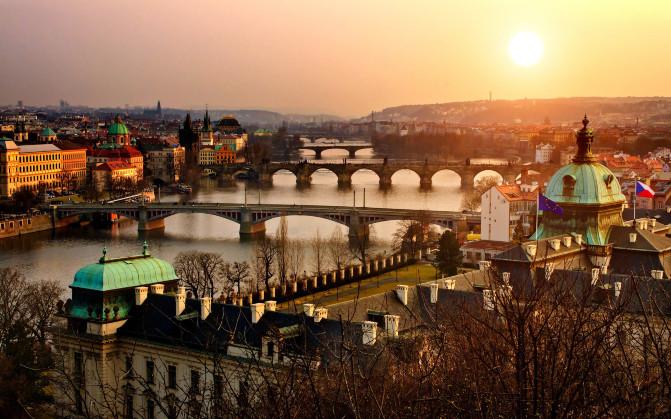 捷克 | 跨越时区,只为与你相恋