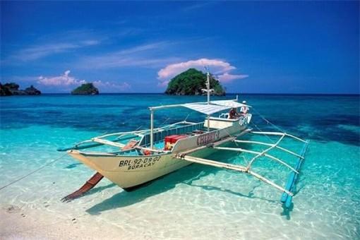 【厦门往返】菲律宾长滩岛5-6天自由行(休闲度假亲子游 往返接送 海边