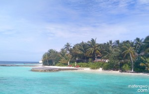 【马累图片】出发去那片海—W宁静岛