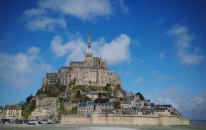 【诺曼底图片】法国圣米歇尔山一日游(巴黎出发)
