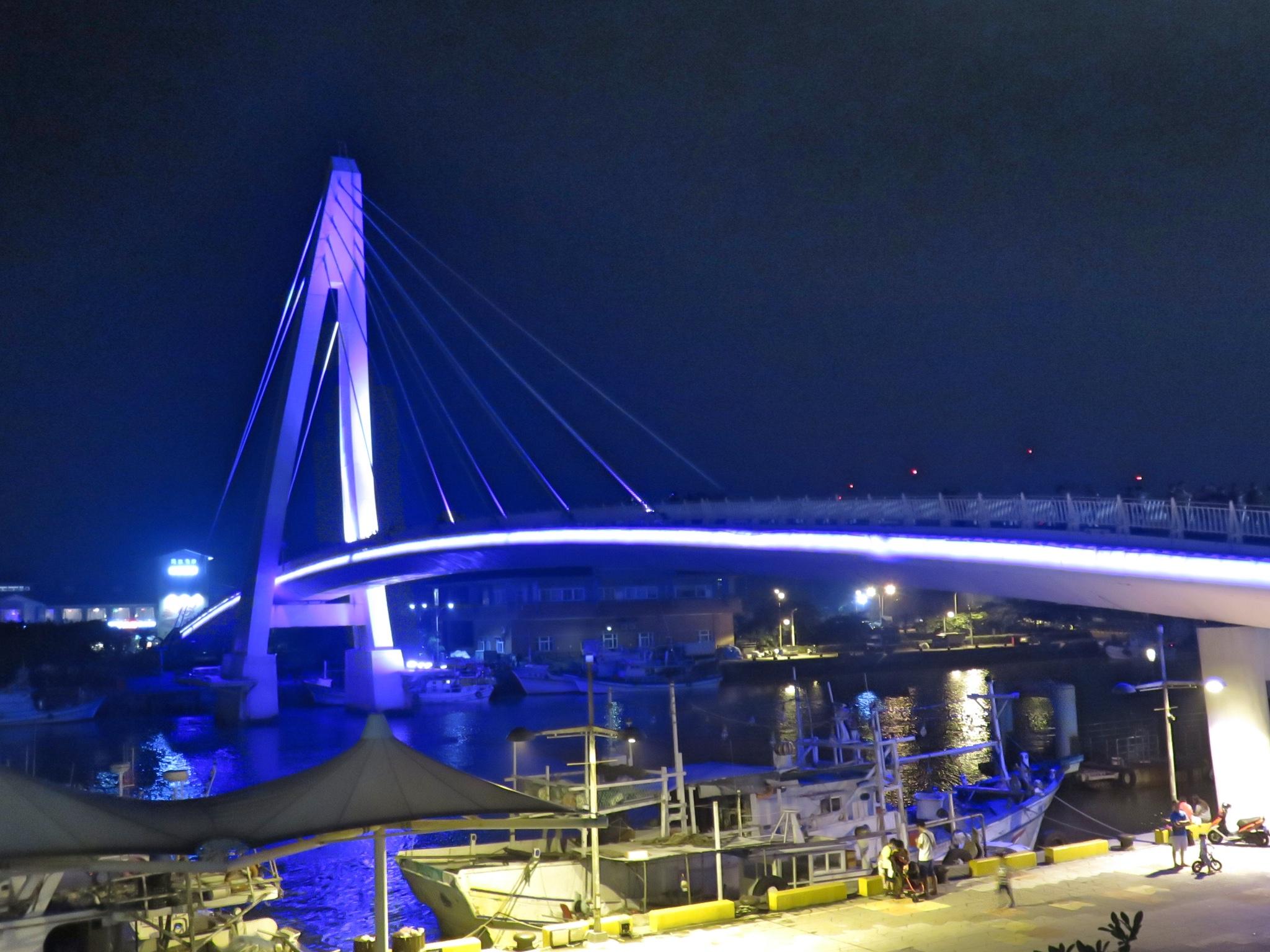 2016台湾游-淡水情人码头
