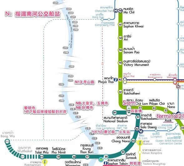 泰好玩の三巡泰国:曼谷-苏梅岛-南园岛-清迈-pai县