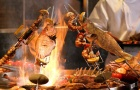 迪拜亚特兰蒂斯酒店藏红花Saffron餐厅豪华自助餐食(晚餐)