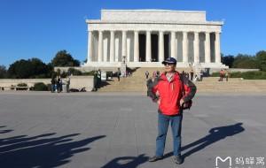 【英格兰图片】北美之旅...华盛顿林肯纪念堂风景区实拍