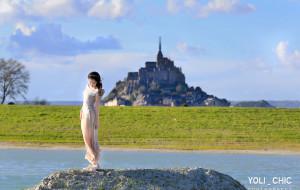 【法国图片】【蜂首纪念】北法自驾 | 从诺曼底到卢瓦尔河谷—印象派的朝圣之旅
