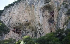 【陇县图片】我的西游访道自驾游之行(三)龙门洞