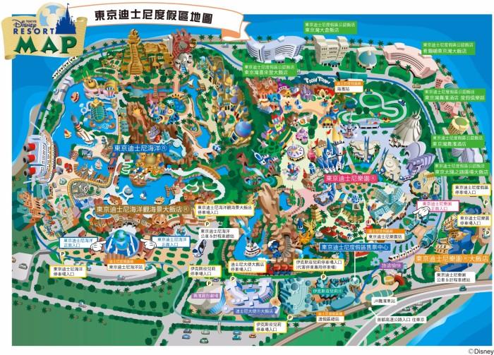 哪位朋友有日本大阪环球影城地图高清中文(电子版)环球影城游玩必备线