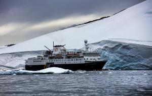 【南极半岛图片】南极寻梦(8)海恩典号破冰游轮