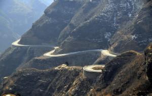 【房山图片】去房山红井路,体验驾车乐趣