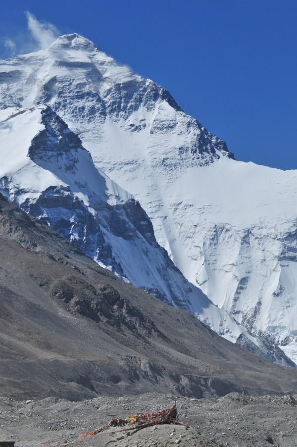 喜马拉雅山里的绒辖沟 五