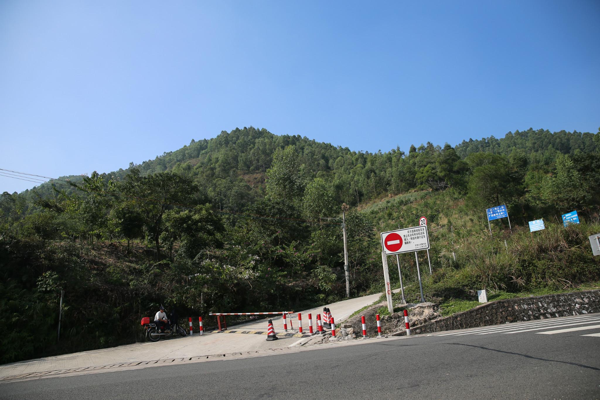中山五桂山自然风景区攻略