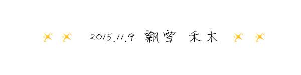 2015.11.9 ❉ ☃飘雪 禾木