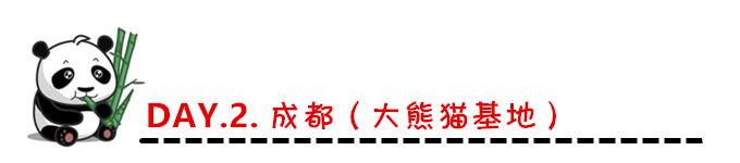 DAY.2. 成都(大熊猫基地)